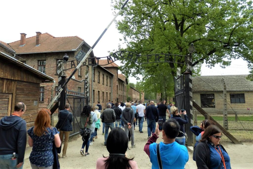 Met een tour Auschwitz in Polen bezoeken