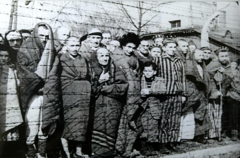 Geschiedenis van Auschwitz Birkenau in Polen