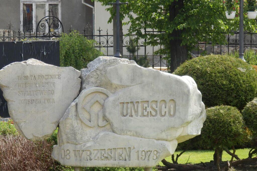 Wieliczka-zoutmijn, sinds 1978 op de Unesco Werelderfgoedlijst